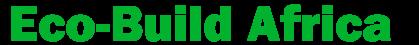 Ecobuild Africa