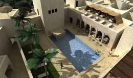 Hotel Lamu Queen, Lamu Kenya