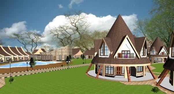 Scripture Union Retreat Centre, Isinya, Kajiado, Kenya